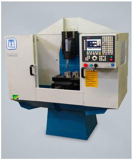 Chaveteira TM 200 CNC